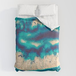 Blue Agate Water Element Comforters