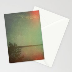 The Land I Wander in My Dreams Stationery Cards