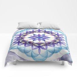 Levender Mandala Comforters