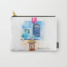 Blue Mansion Penang Carry-All Pouch