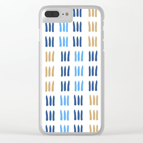 barcode Clear iPhone Case