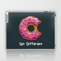 Eat Different Laptop & iPad Skin
