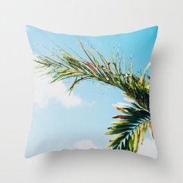 plms. Throw Pillow