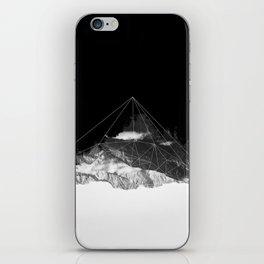 Crystal Mountain iPhone Skin