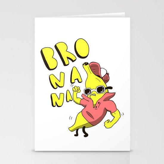 Bronana  Stationery Cards