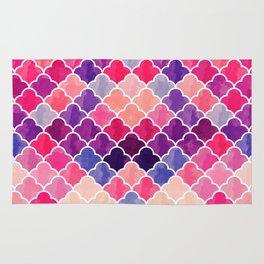 Watercolor Lovely Pattern VVXII Rug