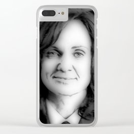 GOVERNOR Clear iPhone Case