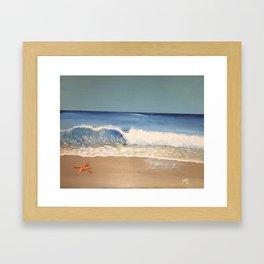 Summer's Over Framed Art Print