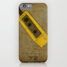 Alternative Terminator 2 Movie Poster Slim Case iPhone 6s