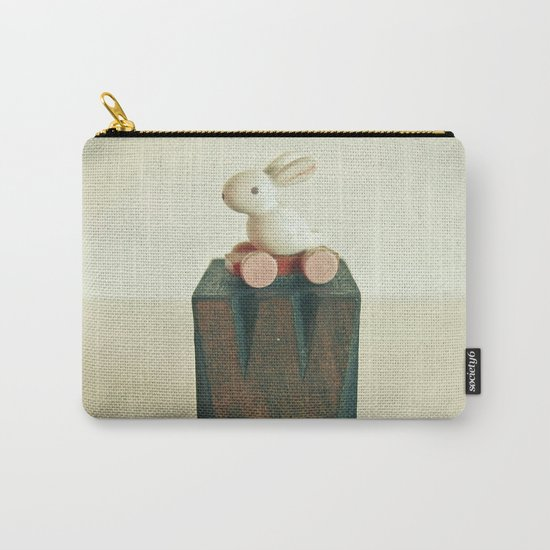 W is for Wheels Carry-All Pouch