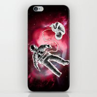 illusion iPhone & iPod Skins featuring Illusion by Rilke Guillén