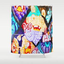 Pop! Shower Curtain