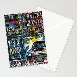 Achtung baby Stationery Cards