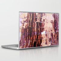 burgundy Laptop & iPad Skins featuring Burgundy by Charlotte Chisnall