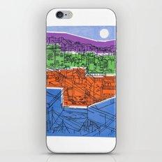 Seoul City #1 iPhone & iPod Skin