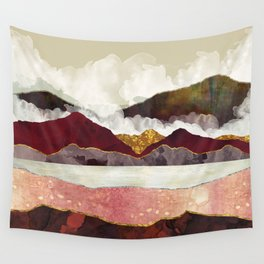 Melon Mountains Wall Tapestry