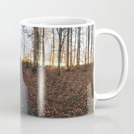 Forest in the Fall Coffee Mug