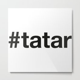 TATARSTAN Metal Print
