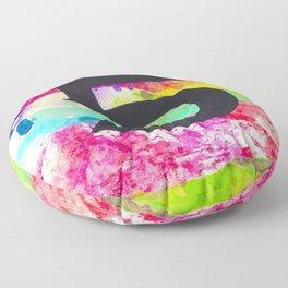 Number 5 Floor Pillow
