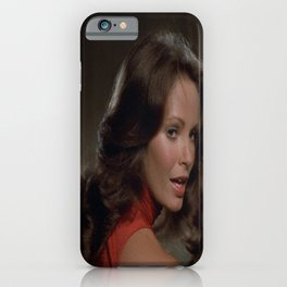 Jaclyn Smith iPhone Case