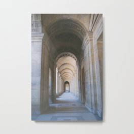 high arches Metal Print