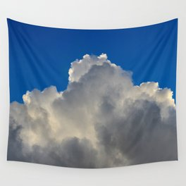 Wild Blue Yonder Wall Tapestry