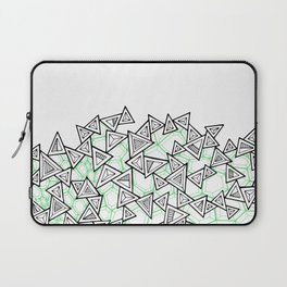 Triangles and Tessellation Laptop Sleeve