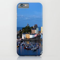TENBY HARBOUR. PEMBROKESHIRE.WALES. iPhone 6s Slim Case