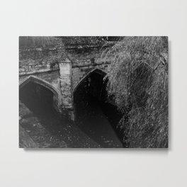 Eltham Palace Bridge Metal Print