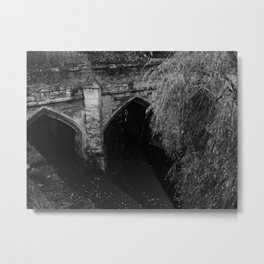 Eltham Palace Bridge Metal Print
