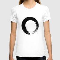 zen T-shirts featuring Zen by Hellena