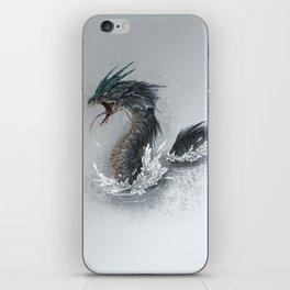 water dragon  iPhone Skin