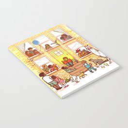 Neighborhood Read Aloud Notebook