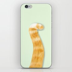 THIS IS THE WAY THAT A CAT SAY HELLO iPhone & iPod Skin