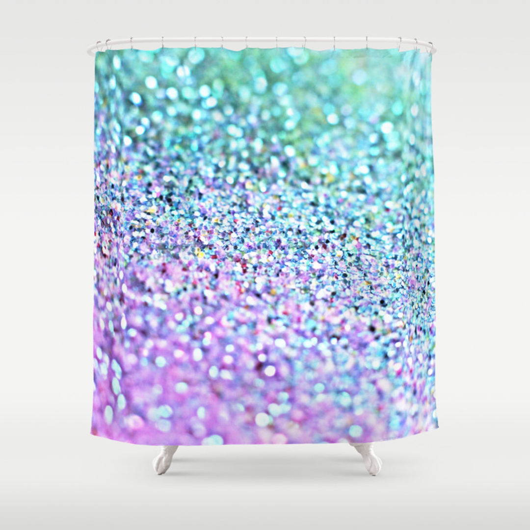 Mermaid shower curtains - Mermaid Shower Curtains 16