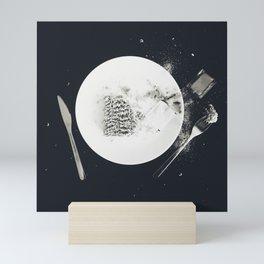 instant regret Mini Art Print