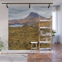 Moorland Views Wall Mural