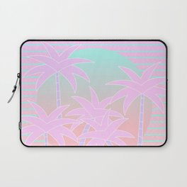 Hello Miami Sunrise Laptop Sleeve