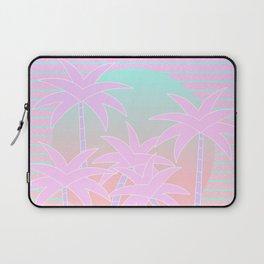 Hello Miami Sunrise Laptop Sleeve