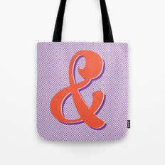 Ampersand Stories 4 Tote Bag