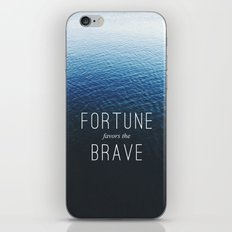 Fortune iPhone & iPod Skin