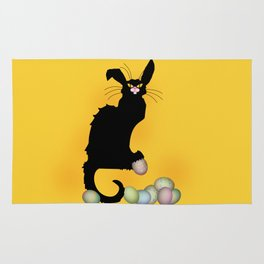 Le Chat Noir - Easter Rug