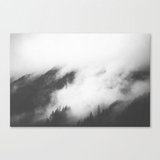 PNW Storm Canvas Print