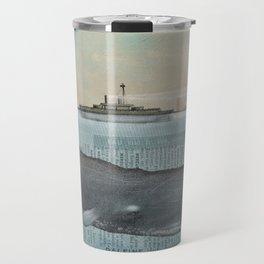 The whale Travel Mug