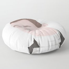Tarjei Sandvik Moe | skam cast Floor Pillow