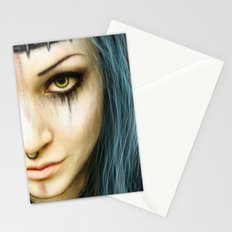 Unstoppable: A Vampiric Warrior Stationery Cards