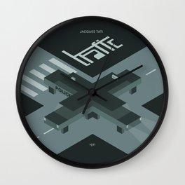 Trafic 1971 Wall Clock