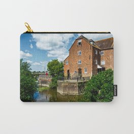 The Abbey Mill At Tewkebury Carry-All Pouch