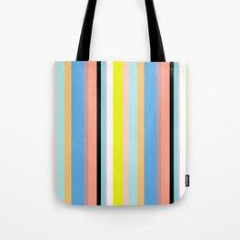 Nile Stripes Tote Bag