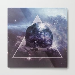 Non Plus Ultra Metal Print